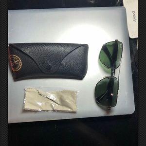 Rayban RB3483 Mens Sunglasses w/ Original Case